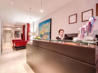 Target Inn Rome - Reception