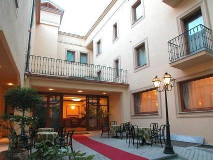 Hotel Acqui And Centro Benessere
