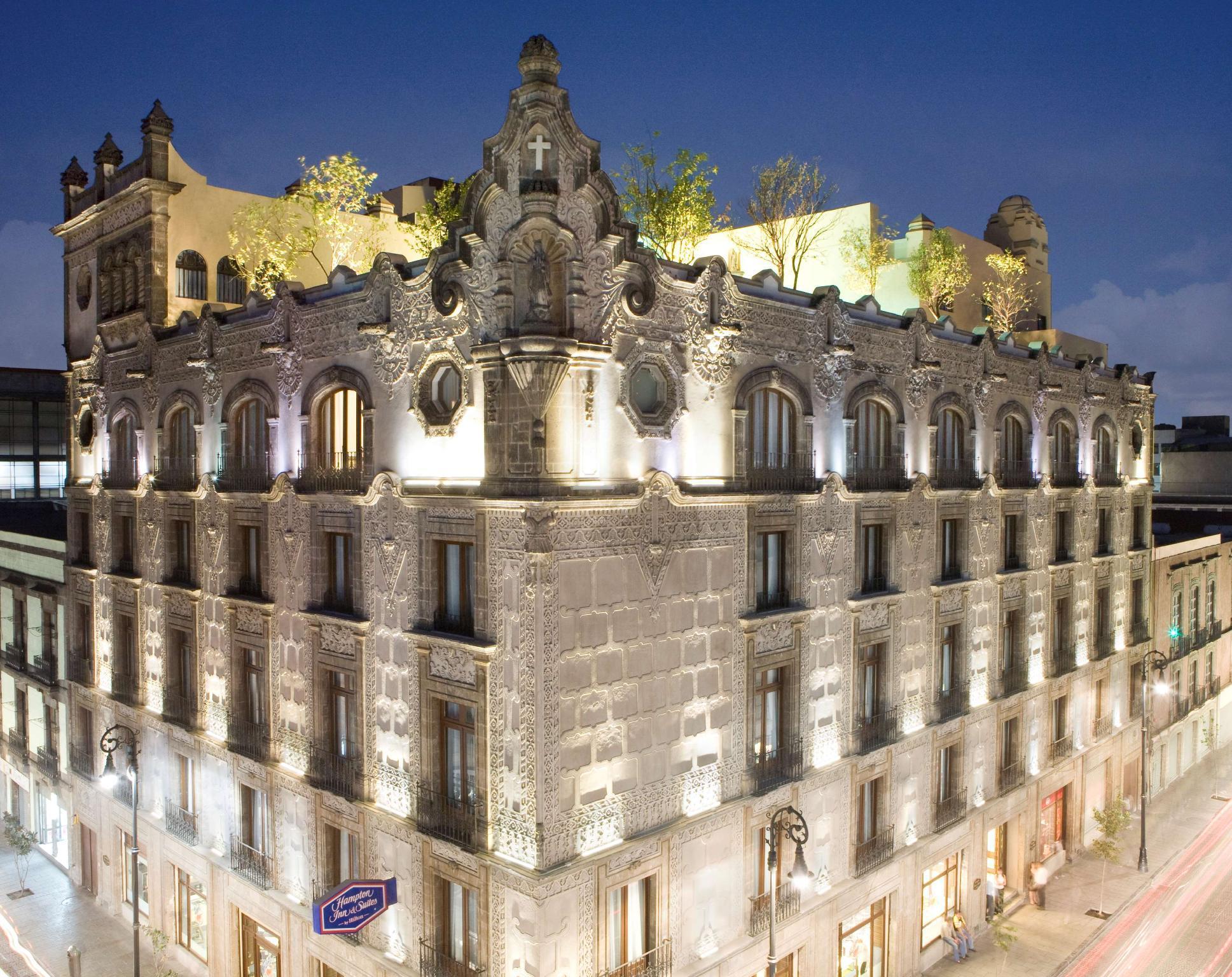 Hampton Inn And Suites Mexico City Centro Historico Hotel