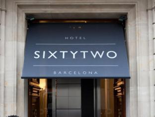 Sixtytwo Hotel Barcelona - Exterior