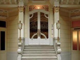 Maverick Hostel and Ensuites Budapest - Entrance