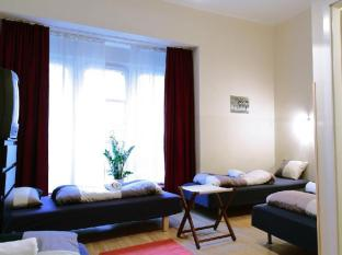 Maverick Hostel and Ensuites Budapest - Quadruple ensuite