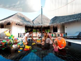 The Sun Siyam Iru Fushi Luxury Resort Maldives Islands - Kid's Pool at the Kids Club