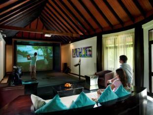 The Sun Siyam Iru Fushi Luxury Resort Maldives Islands - Inhouse Game Zone