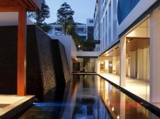 The Nap Patong Hotel फुकेत - होटल बाहरी सज्जा