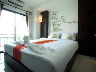 Amber Residence Phuket - Hotellet från insidan