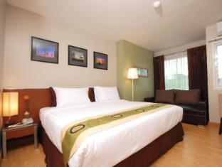 Bangkok Loft Inn Bangkok - Chambre