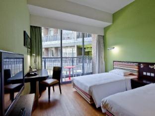 Y Loft Youth Square Hong Kong - Gostinjska soba