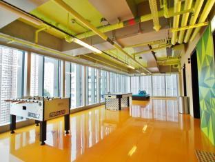 Y Loft Youth Square Hong Kong - Interijer hotela