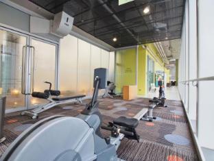 Y Loft Youth Square Hong Kong - Dvorana za fitness