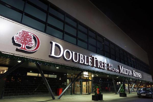 Doubletree by Hilton Miton Keynes Hotel Milton Keynes