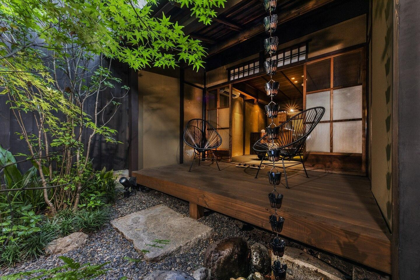 Kishoan 喜承庵  •  In the traditional heart of Kyoto