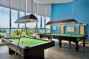 [ナージョムティエン]スタジオ アパートメント(50 m2)/1バスルーム Amazing SeaView Studio @Movenpick Residences