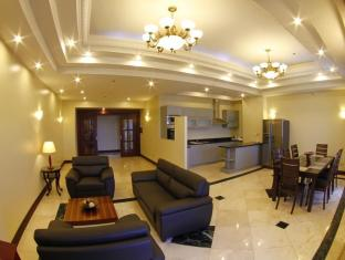 Sarrosa International Hotel and Residential Suites Cebu City - Pokoj pro hosty