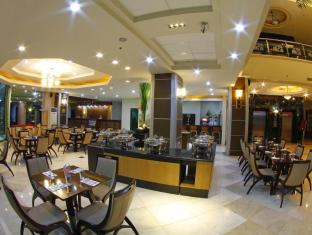 Sarrosa International Hotel and Residential Suites Cebu City - Restaurace