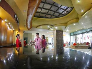 Sarrosa International Hotel and Residential Suites Cebu City - Reception