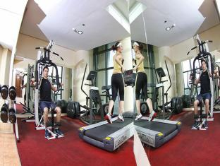 Sarrosa International Hotel and Residential Suites Cebu City - Fitness prostory