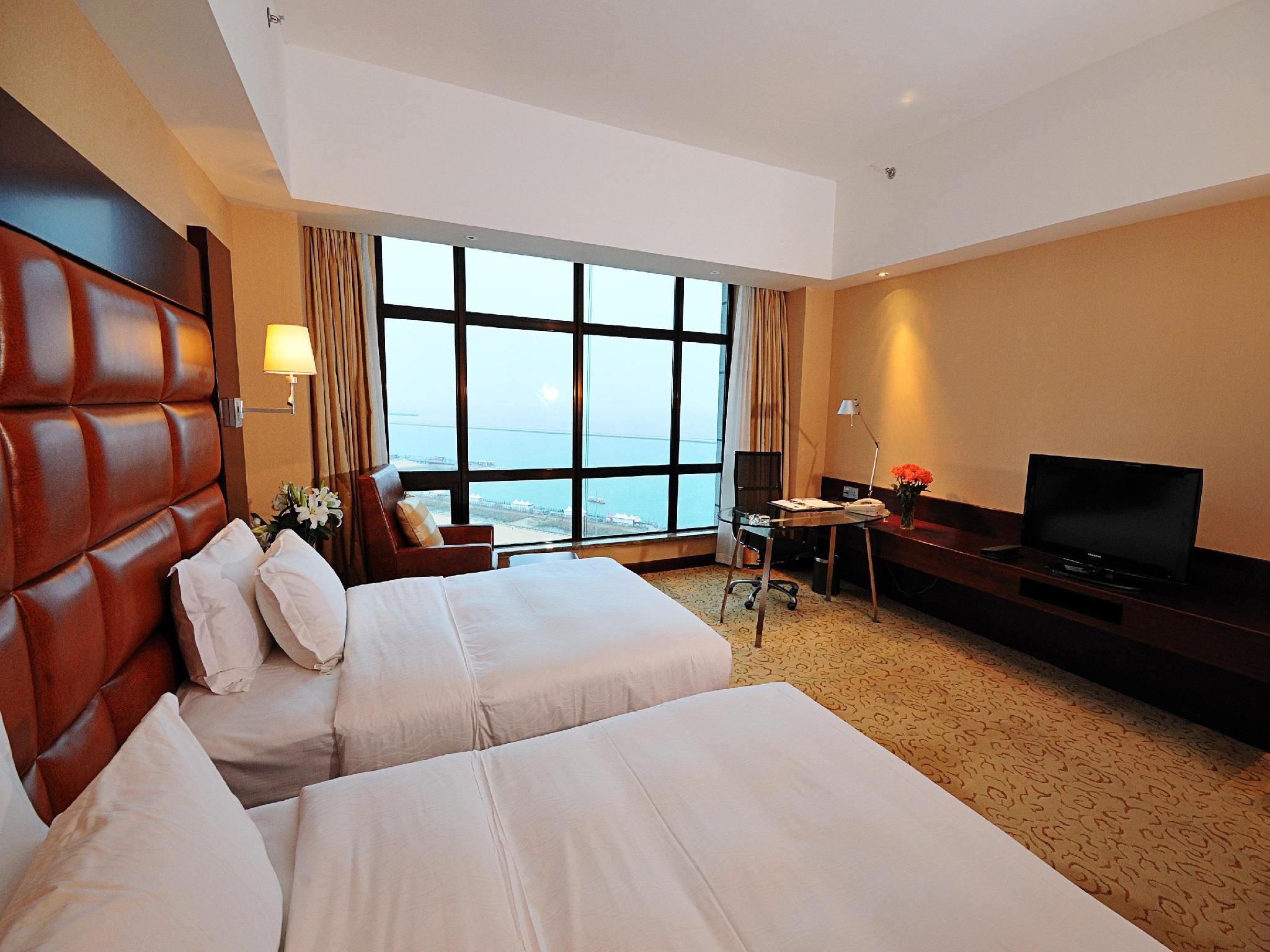 Shanghai Luminous Modern Universe Apartment Hotel