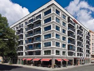 أدينا للشقق الفندقية برلين هاوبتباهنهوف برلين - المظهر الخارجي للفندق