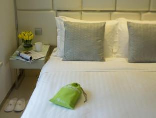 โรงแรมไอคลับ วาน ชัย ฮ่องกง - ห้องพัก