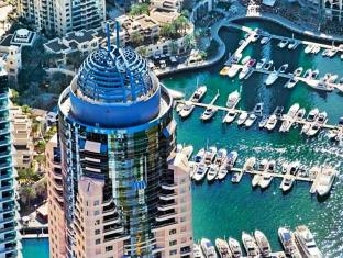 Dubai Marriott Harbour Hotel & Suites Dubai - View