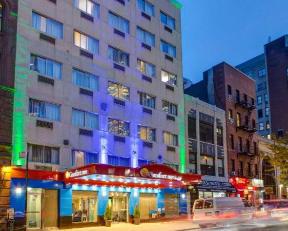 Comfort Inn Times Square West New York