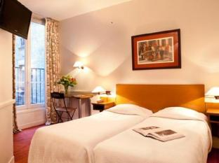 Hotel La Manufacture Paris - Guest Room