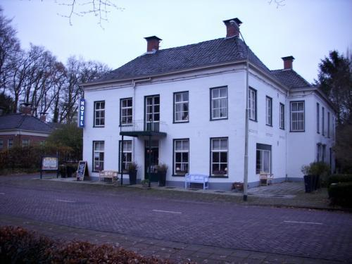 BandB Villa De Thee Tuin