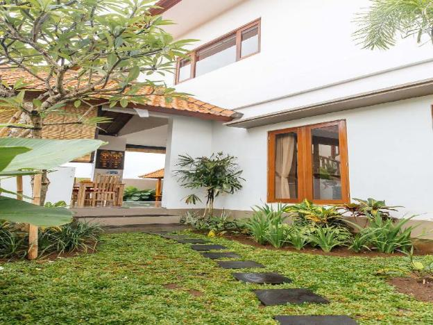 Heavenly Villa with stunning rice field view