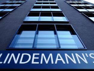 Hotel Lindemann's Berliini - Hotellin ulkopuoli