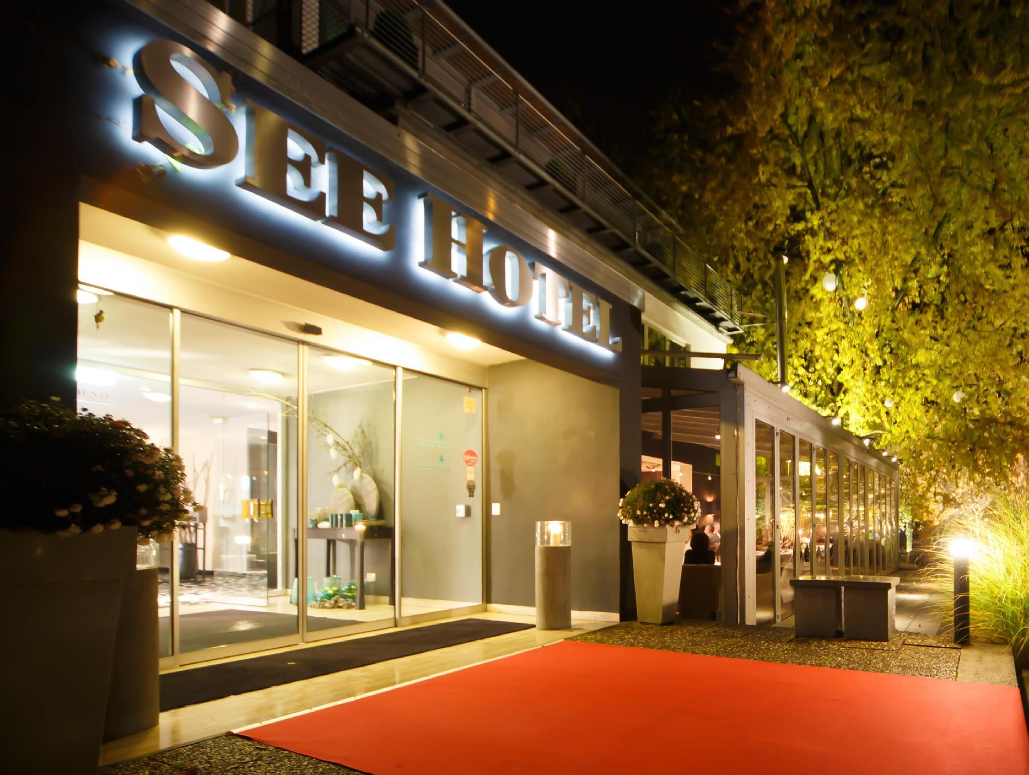 SeeHotel And Restaurant Die Ente