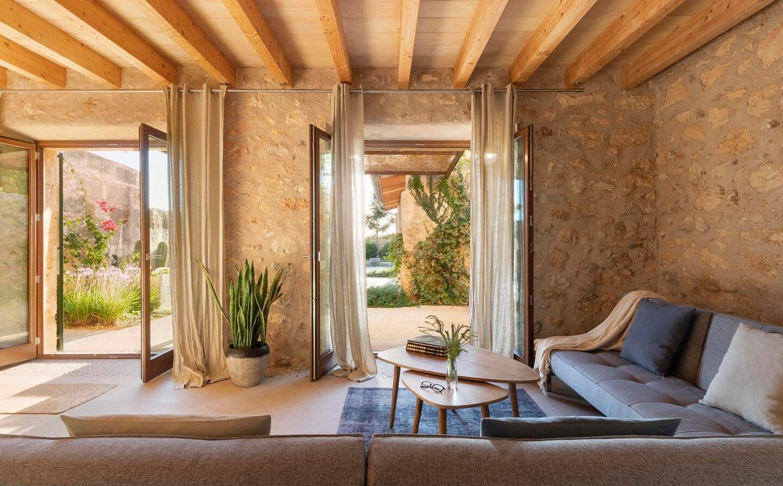 Elegante casa rural en el centro de Mallorca