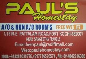 Paul's Homestay