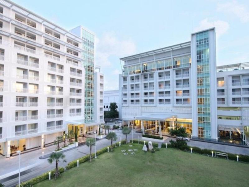 Kameo Grand Hotel & Serviced Apartments - Rayong คามิโอ แกรนด์ โฮเต็ล แอนด์ เซอร์วิส อพาร์ตเมนท์ ระยอง