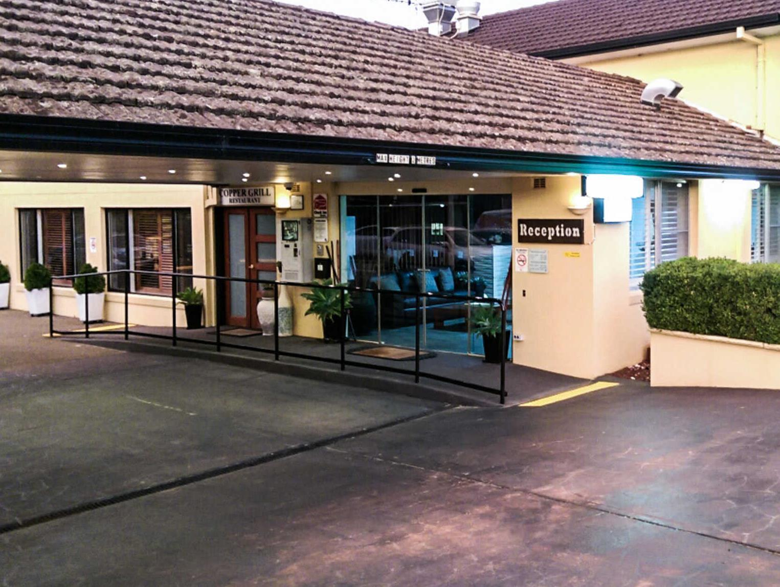 Price Quality Inn Country Plaza Queanbeyan