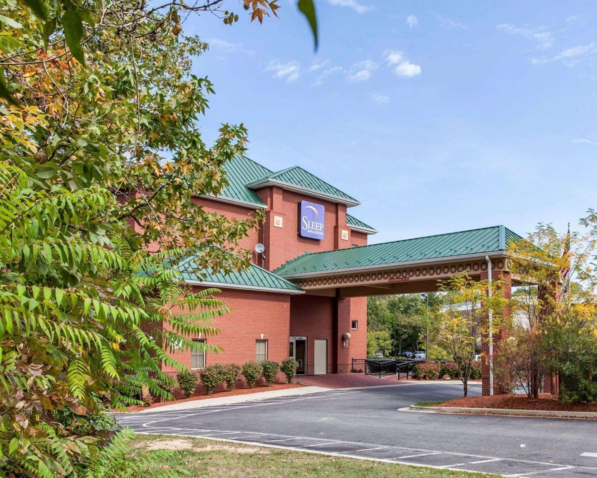 Sleep Inn And Suites Upper Marlboro Near Andrews AFB