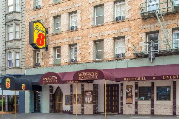 Super 8 Union Square Hotel San Francisco