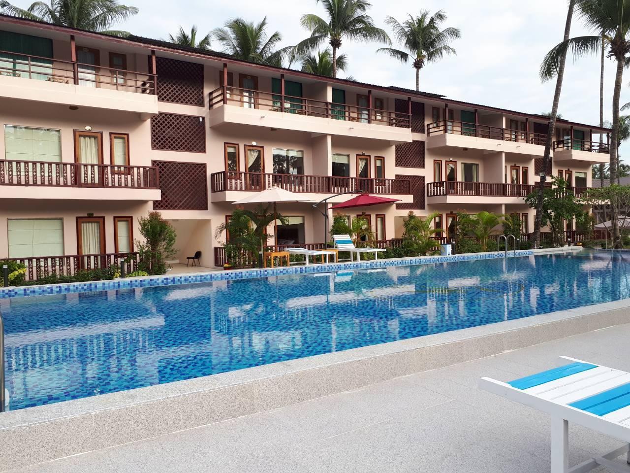 Famous Hotel Ngapali