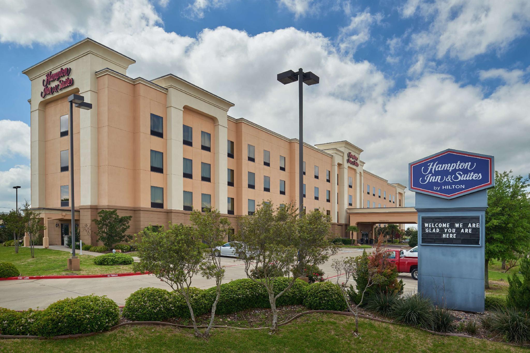 Hampton Inn And Suites Waco South