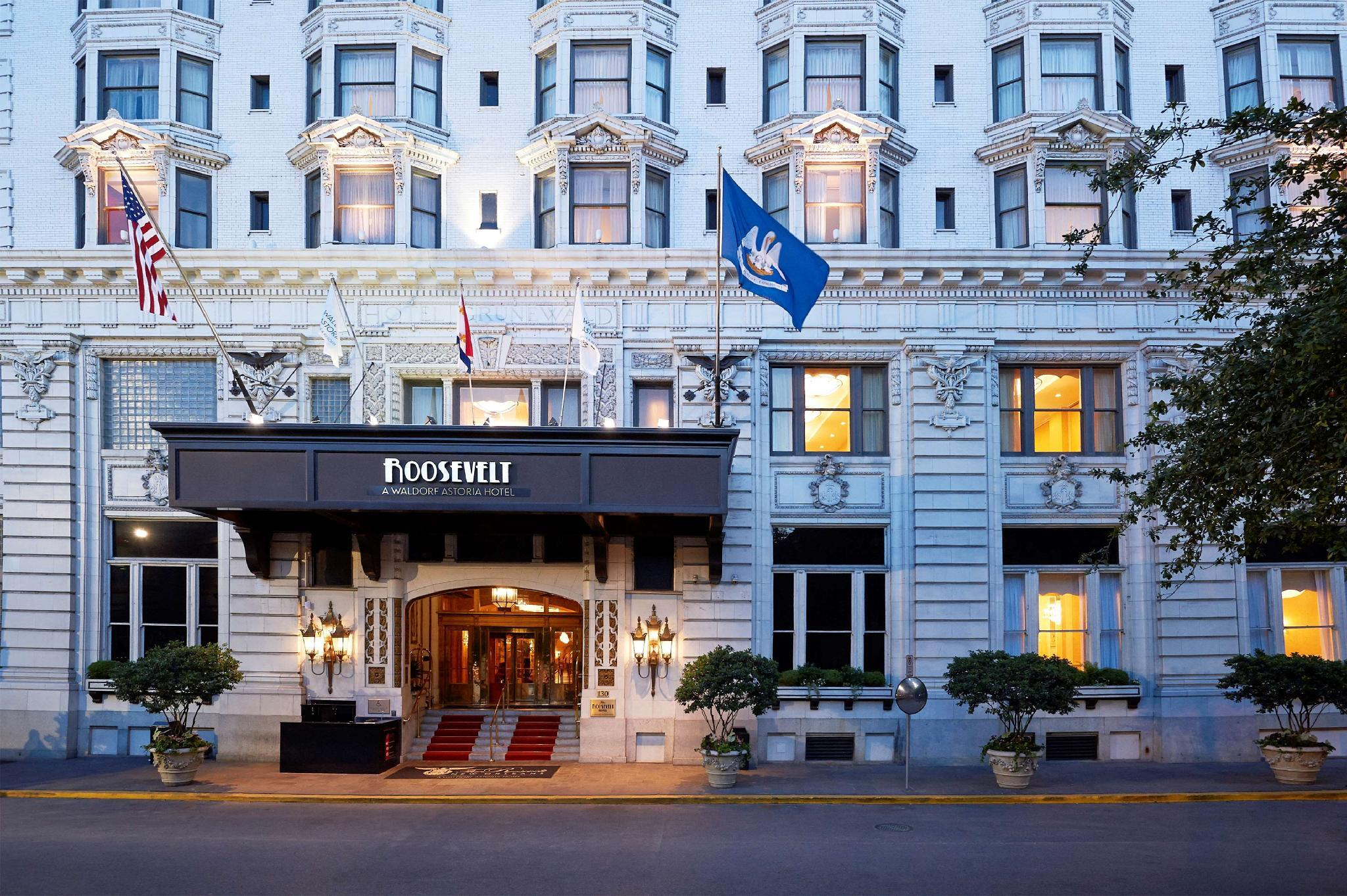 The Roosevelt New Orleans - A Waldorf Astoria Hotel