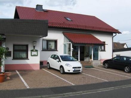 Hotel Restaurant Jagerstube