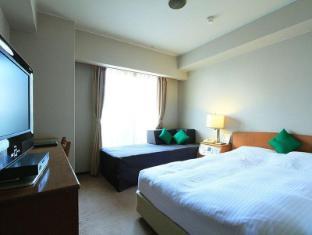 Daiichi Grand Hotel Kobe Sannomiya Kobe - Small Double with Extra Bed