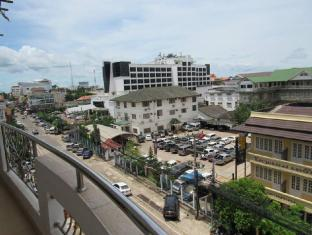 Usouk Hotel and Spa Vientiane - View