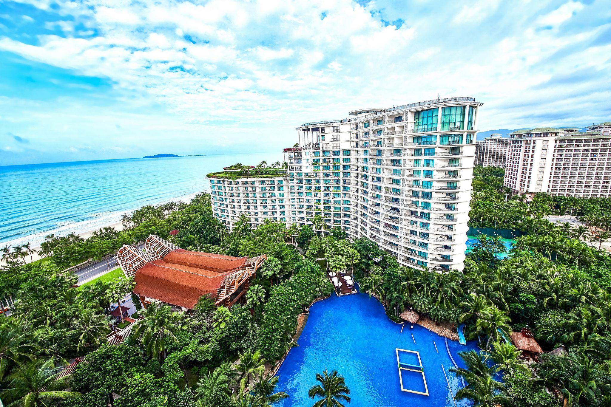 Sanya Bay Ocean Sonic Resort