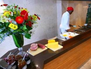 Strand Tower Hotel Città del Capo - Buffet