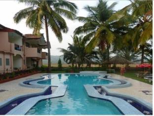 Hotel Lua Nova North Goa - Swimming Pool