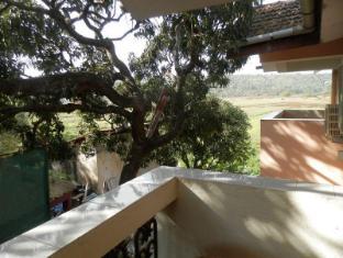 Hotel Lua Nova North Goa - View from balcony