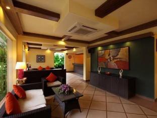 Hotel Meraden La Oasis Goa - Vestibule