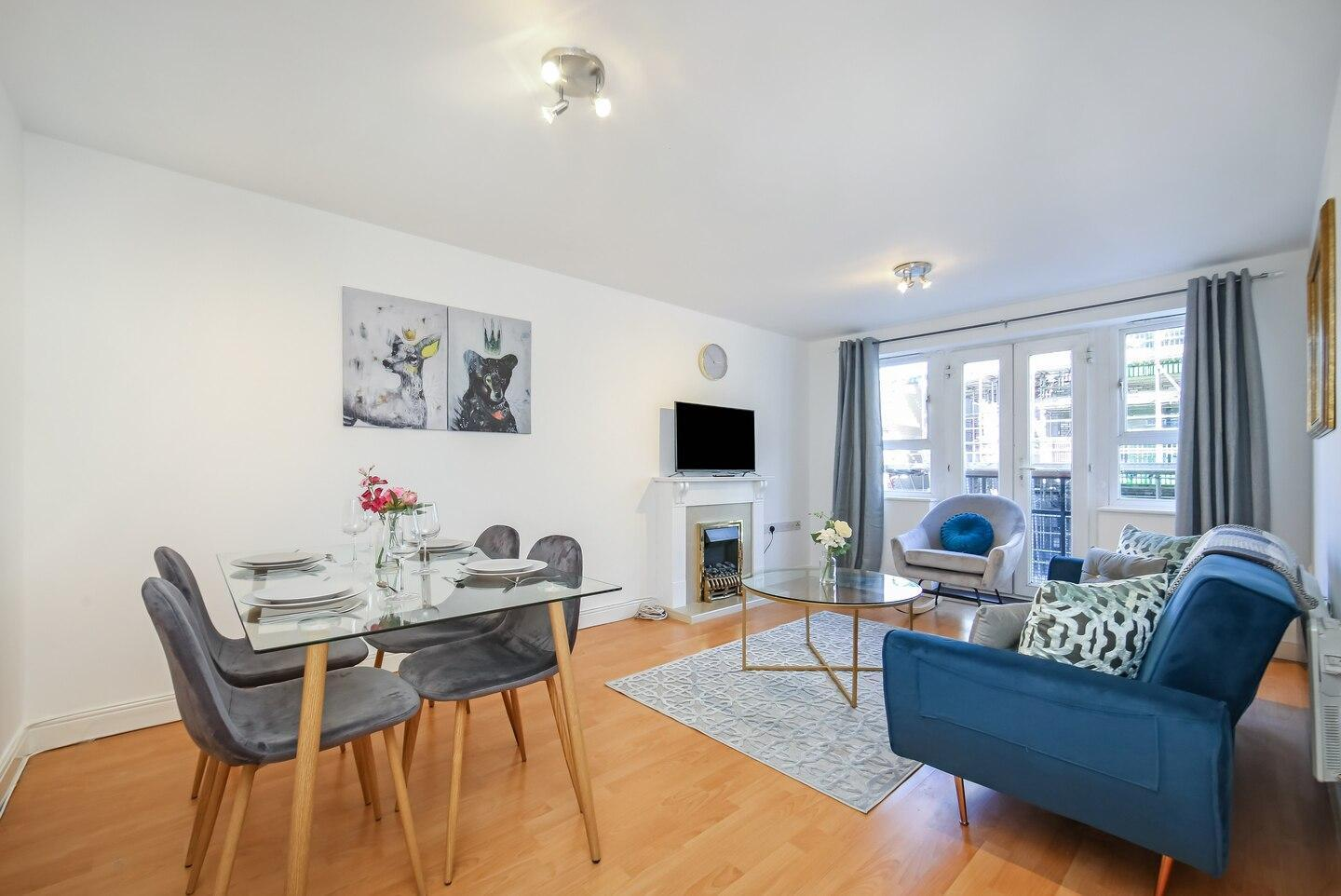 Suites by Rehoboth ★ The Hyde ★ London Zone 3