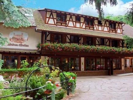 H�tel Restaurant Du Ch�teau D'Andlau